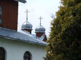 Komańcza - cerkiew greckokatolicka_14