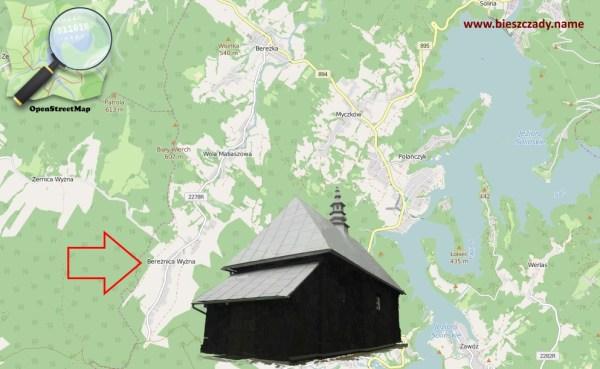 Bereznica_Wyzna_mapa