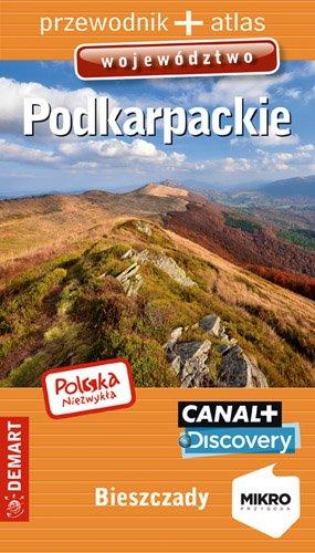 polska-niezwykla-wojewodztwo-podkarpackie-przewodnik-atlas