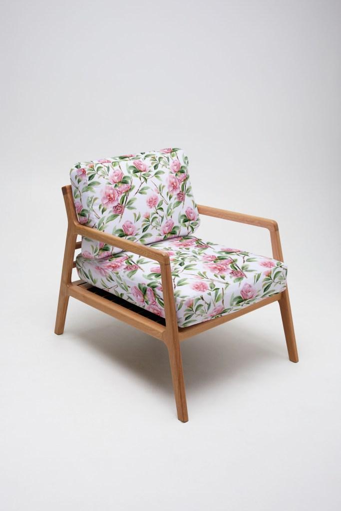 Camellia Chair Kateryna Savchenko