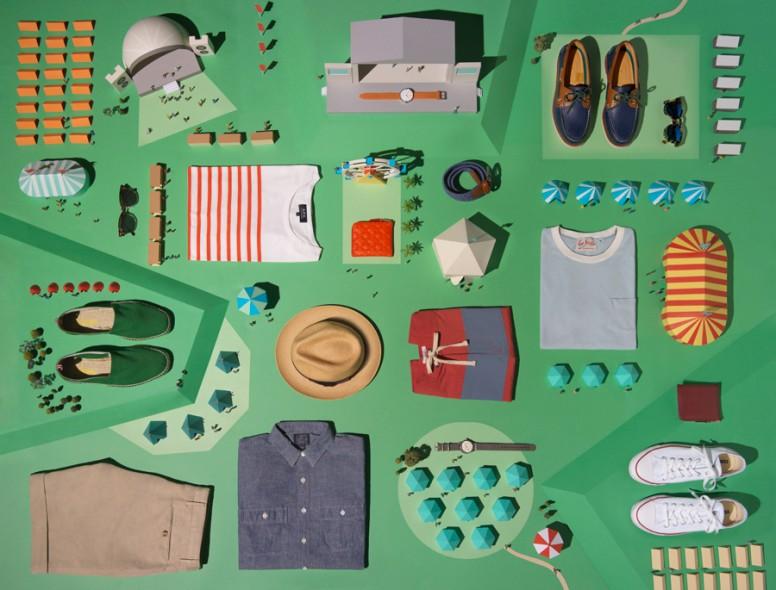 sko, hatt, klær og prasoller