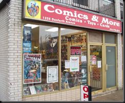 comics and more