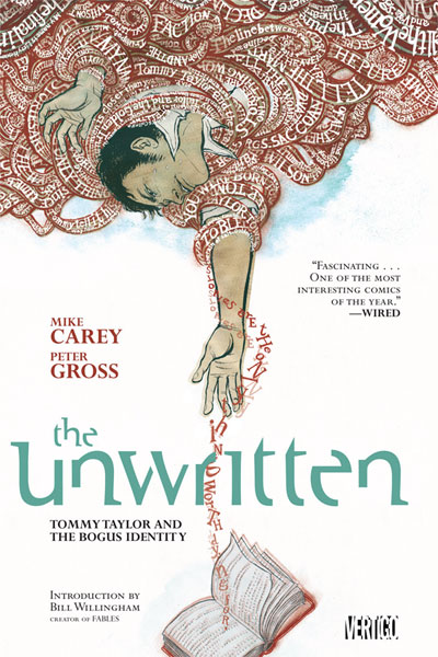 The Unwritten #1