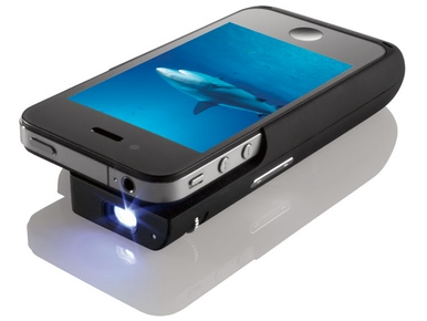 iPhone Projector Case - Biff Bam Pop!
