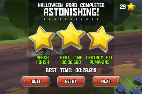 3 Stars!