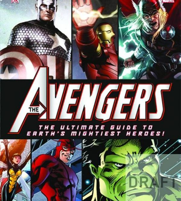 ef3a7731d35 Avengers Assemble: Their History Told In The Gorgeous Ultimate Guide ...