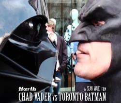 Chad Vader meets Toronto Batman