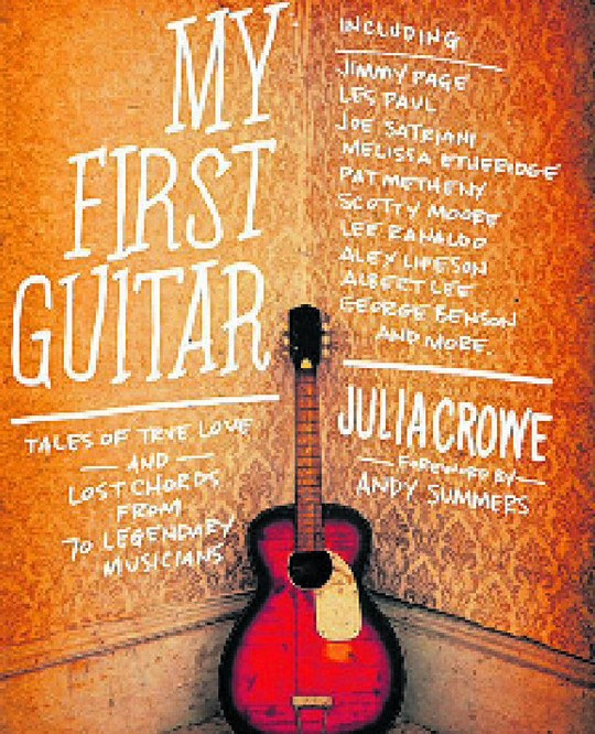 My First Guitar – Tales of True Love and Lost Chords Reviewed -
