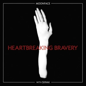 Moonface With Siinai Heartbreaking Bravery cover
