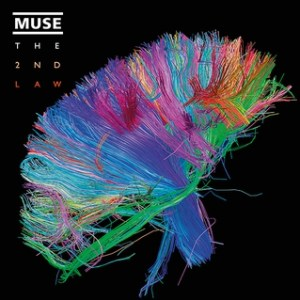 Muse The 2nd Law cover