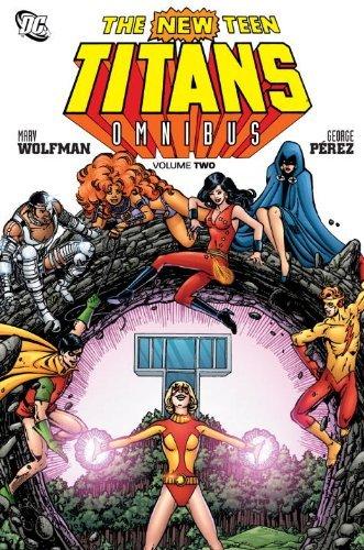 Teen Titans Omnibus