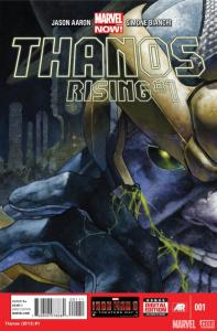 Thanos Rising 1 cover