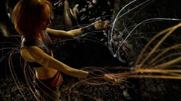 Irisa in the mines