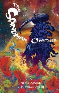 Sandman-Overture 1 cover