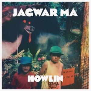 Jagwar Ma Howlin album cover