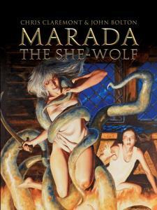 Marada teh She Wolf cover