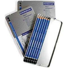 staedtler lumograph pencil sets