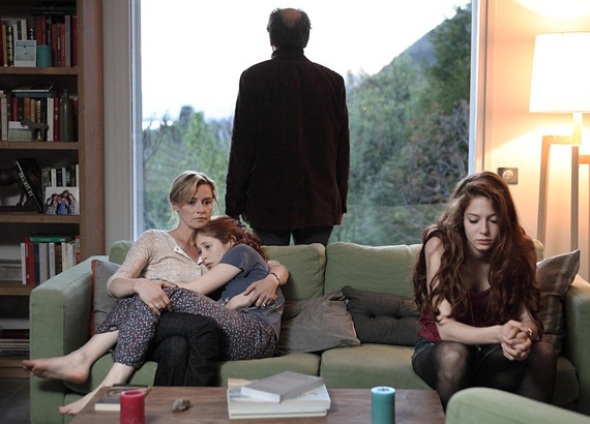 Camille & family The Returned