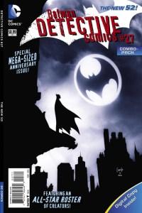 DCcomics 27 cover