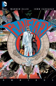 Planetary Omnibus cover