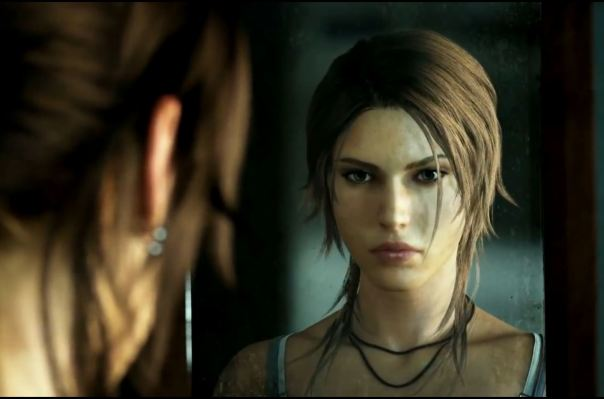 Lara's character development is front and center.