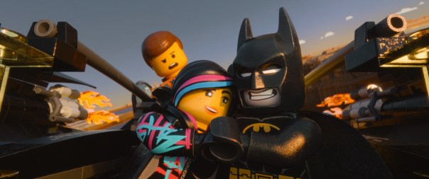 Lego Movie Wild Style Batman