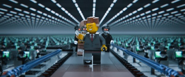 Lego Movie Lord Business