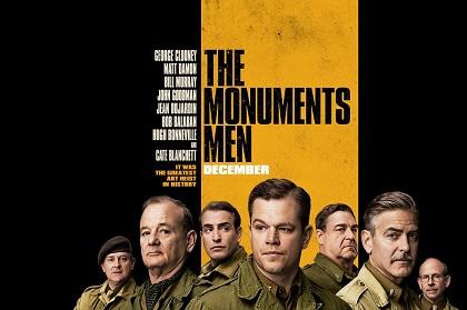 The Monuments Men Film
