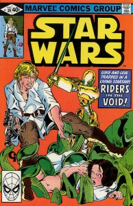 1980 - Michael Golden Star Wars 38B
