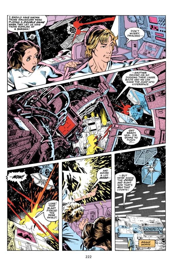 1980 - Michael Golden Star Wars 38p2B