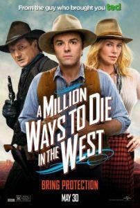 A Million Ways to Die poster