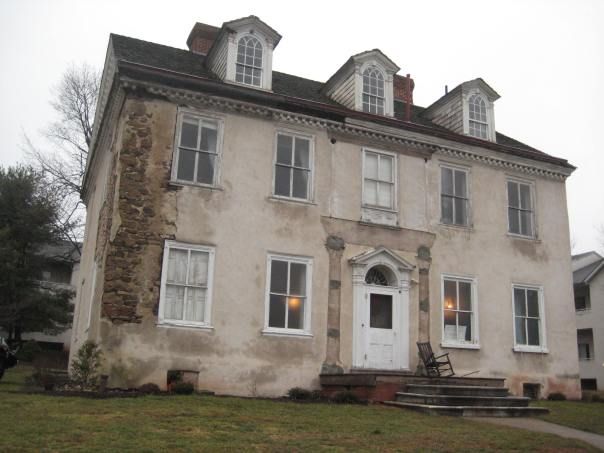 Selm Mansion in Norristown