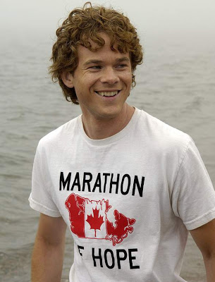 Shawn Ashmore as Terry Fox