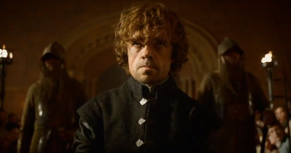 tyrion faces music