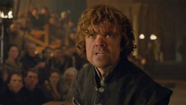 …not to mention 100% less Dinklage...