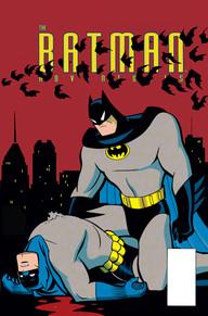 DC Batman Adventures 1 cover