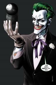 Joker 75YEARS cover