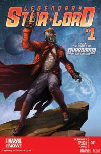 Star Lord 1 cover