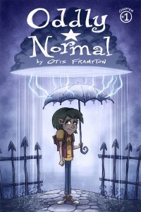 Oddly Normal 1 cover