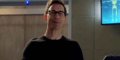 Dr. Harrison Wells Flash