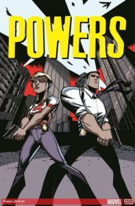 Powers 1 cover