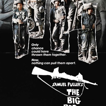 Big Red One Poster