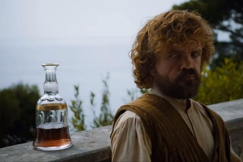 ...Tyrion's little known twin brother, Emo Lannister...