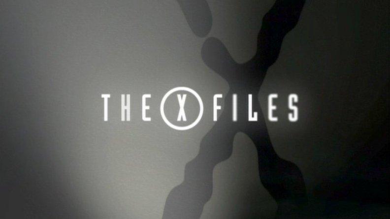 x-files logo