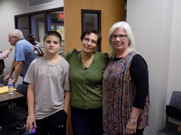 Sharon Smyth Lentz, Nathan Reid, Steampunk Granny