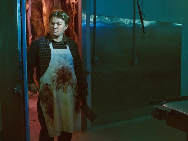 FARGO -- Pictured: Jesse Plemons as Ed Blumquist. CR: Mathias Clamer/FX