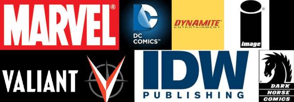 Comic Book Publishers