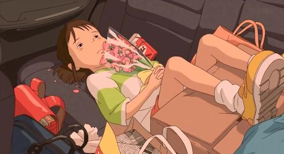 Chihiro Spirited Away