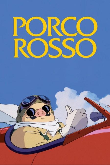 Porco Rosso Poster