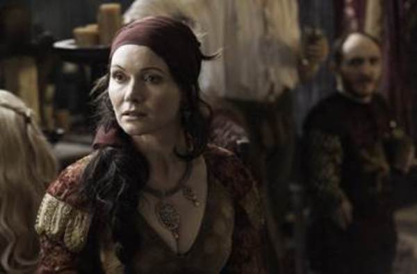 ...wouldn't it be great if this was Syrio in drag?